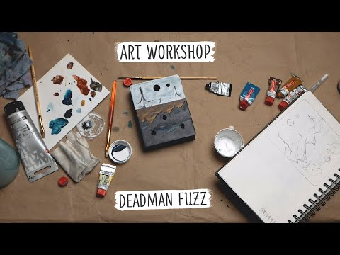 Lateral Phonics   Art workshop   Deadman Fuzz