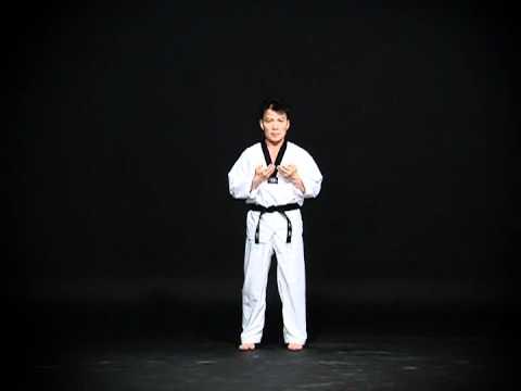 Taegeuk 1 to 4, Official Kukkiwon Videos