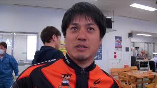 【松山競輪GⅡウィナーズカップ】橋本強が全身で訴える
