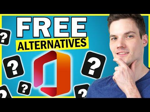 🆓 5 Best FREE Microsoft Office Alternatives - WPS Office, LibreOffice, FreeOffice & more