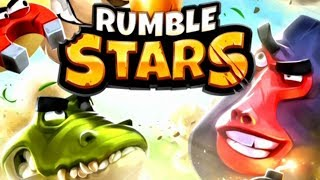 Rumble Stars - Frogmind Walkthrough