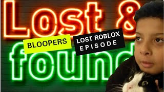 🎬 LOST EPISODE And BLOOPERS | Roblox Obby