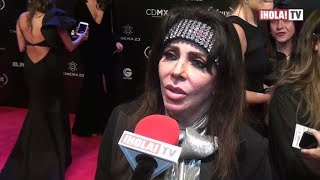 Verónica Castro habla de la próxima temporada de La Casa De Las Flores   ¡HOLA! TV