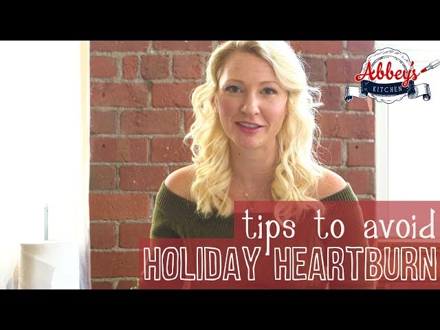 Best TIPS to Avoid Holiday Heartburn | Toilet Talk