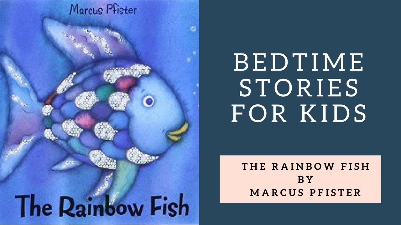 The rainbow fish read aloud youtube for One fish two fish read aloud