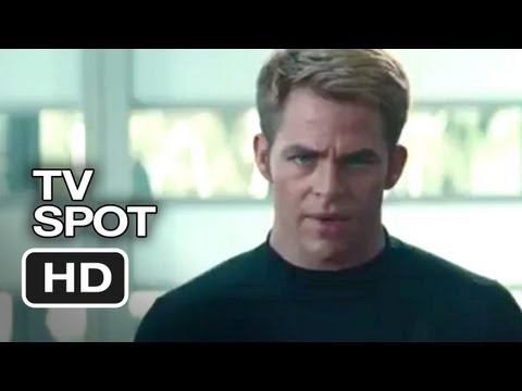 Star Trek Into Darkness  TV SPOT 2 2013  Chris Pine Movie