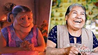 """Los personajes reales de la película de """"Coco"""""""