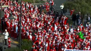 Las Vegas Great Santa Run 2011