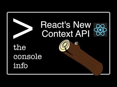 React's All New Context API