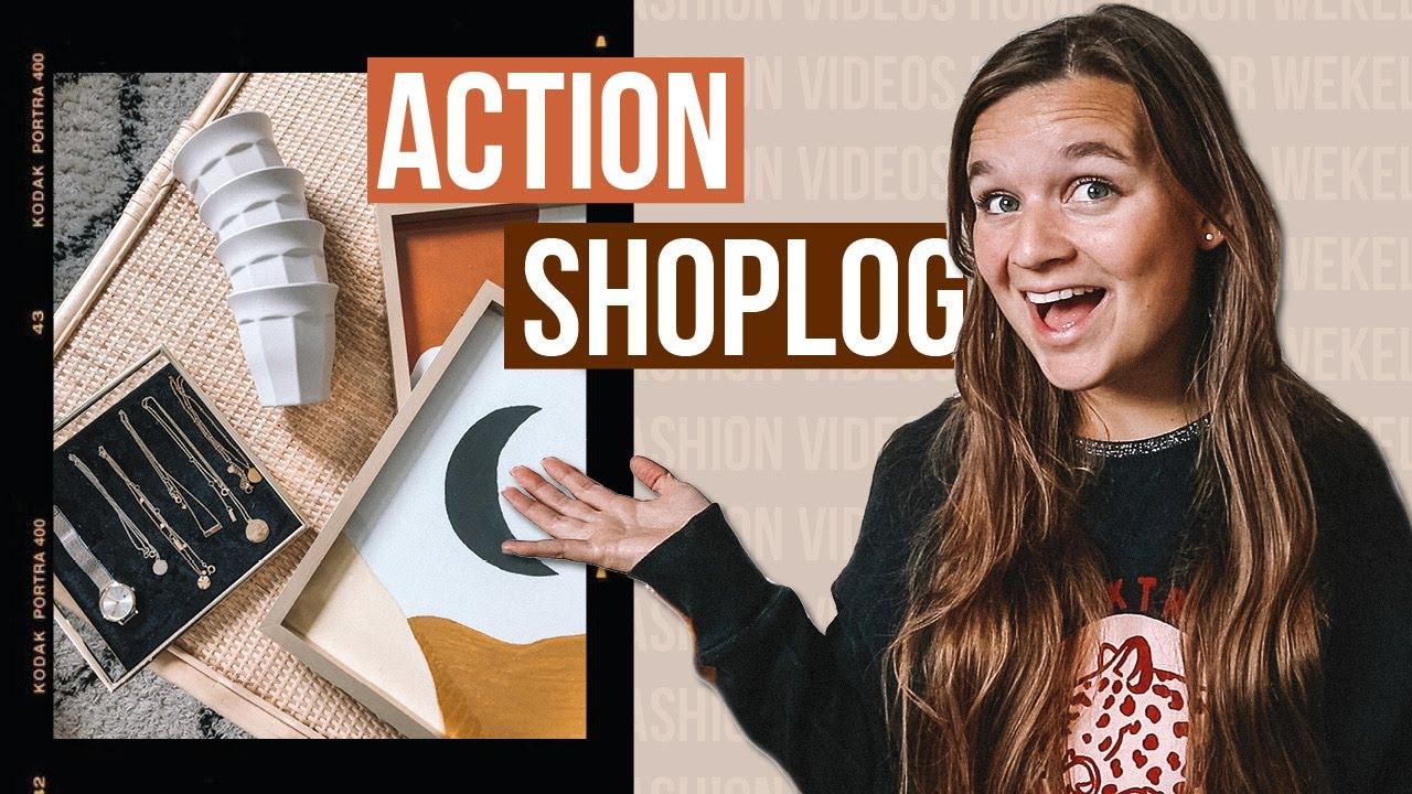 Download MEGA ACTION SHOPLOG 2020 | Samantha van der Leest