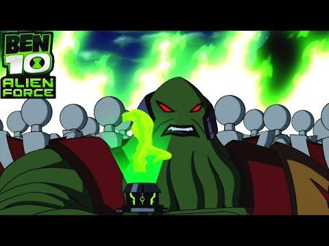 Смотреть мультфильм бен 10 3 сезон инопланетная сила