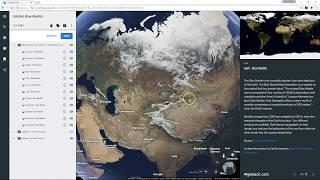 Blue Marble - Google Earth for Chrome