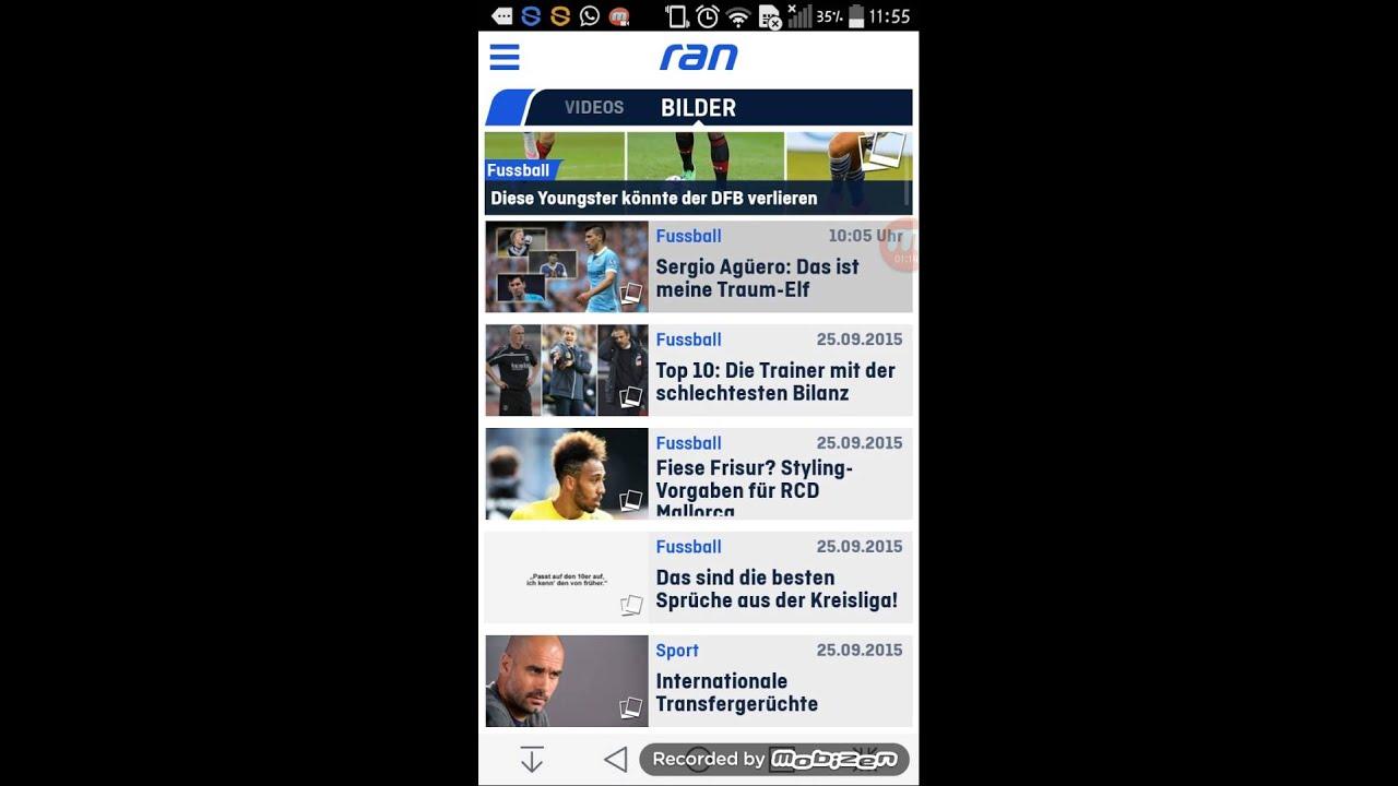 die beste sport app