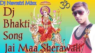 jhijhiya Khele Pujwa Ghar Ghar Jai   Dj Navratri Mixx Song  Dj Sunny Mixing Point /Kushahwa