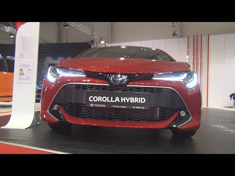 Toyota Corolla 1.8 Hybrid 122 Hp Luxury E-CVT (2020) Exterior And Interior