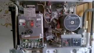 видео Почему  тухнет, не зажигается запальник (фитиль) в газовом котле
