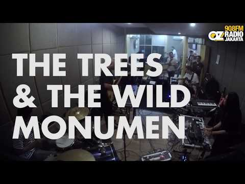 The Trees & The Wild - Monumen live on Substereo