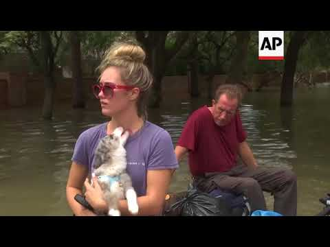 Residents Near Texas Reservoir 'In Shock'