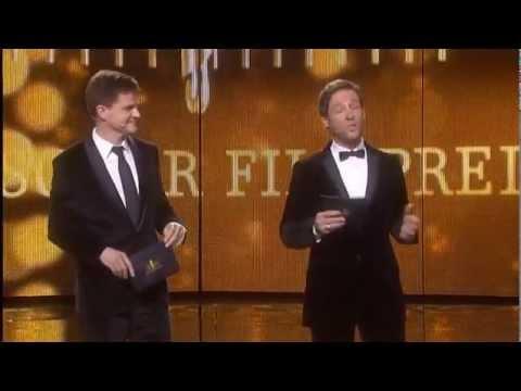 Deutscher Filmpreis 2012  Künstlerische Leiter Florian Gallenberger und Benjamin Herrmann