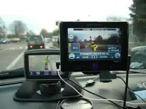 Blaupunkt TravelPilot 700 SafeDrive - Video Navigation