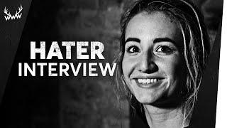 Jodie Calussi im Hater-Interview