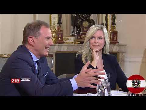 Fragwürdige Szenen vom Kurz-Strache-Interview | ÖVP-FPÖ | Österreich