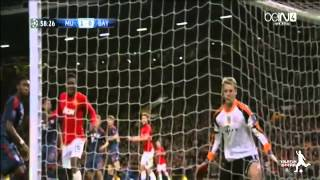 Manchester United vs Bayern Munich 1-1 All Goals and Highlights 1.04.2014