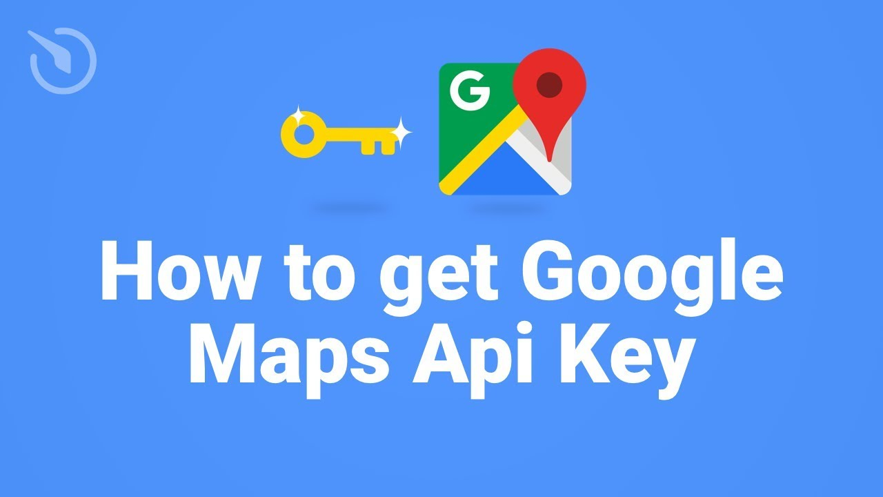 How to get Google Maps Api Key in 1 minute (2019)