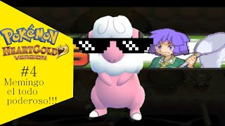 Otra Medalla!!! Pokémon HeartGold - Cap 4