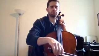 Chris Loxley plays Bach #1