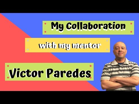 Collaboration with my mentor about affiliate marketing my interview with Victor Paredes