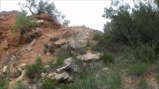 Palo Duro canyon texas 2012