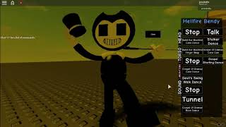ROBLOX Cartoon Minecraft Bendy