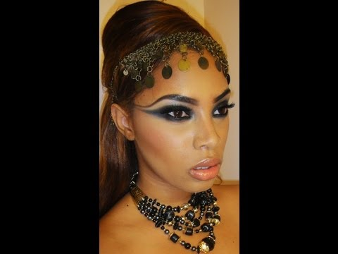 Queen Of The Damned Inspired Makeup Tutorial