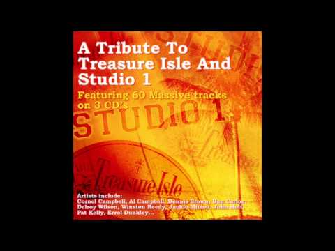 A Tribute To Treasure Isle And Studio 1 (Disc 1 Of 3) (Full Album)