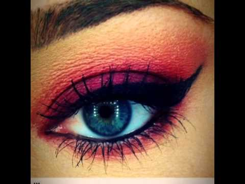 Gorgeous eye makeup looks to try ...