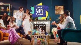 Craft Gin Club TV Advert