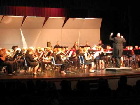 2012 Holiday Concert Symphonic Band - Christmas at the Movies ...