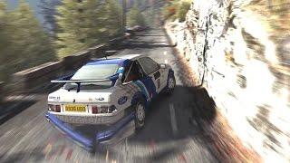 Dirt Rally crashes 16