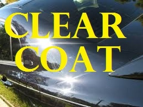 Repair Clear Coat On Car Cost