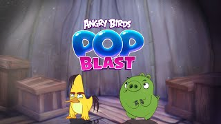 Angry Birds POP Blast Halloween