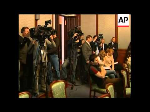 Lavrov on missile defence after meeting Danish counterpart