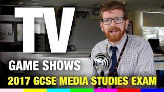 TV Game shows - 2017 GCSE Media Studies Revision