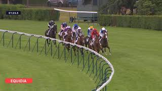 Vidéo de la course PMU PRIX DE L'ALLEE DES CYGNES
