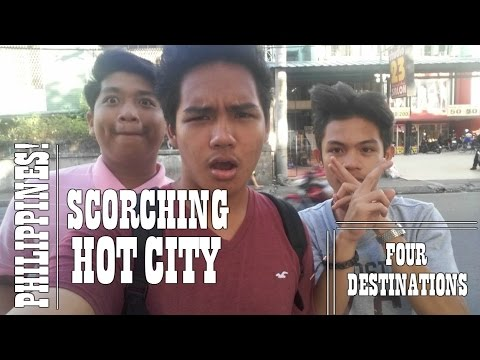 TRAVEL CHILLING IN THE HOT STREETS (SAN FERNANDO, PAMPANGA) (PHILIPPINES)