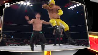 Jeff Cobb vs. Rush, Shane Taylor vs. Joe Hendry | ROH Tuesday at 10 p.m. ET