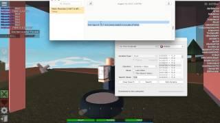 [ROBLOX] Cómo ser invisible en Apocolpyse Rising Exploit para Mac