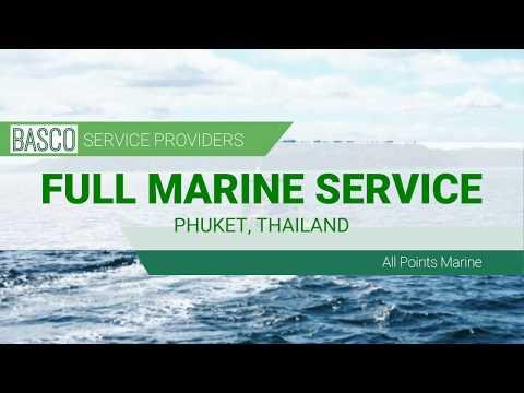 Full Marine Service by All Points Marine | Basco BoatAssist