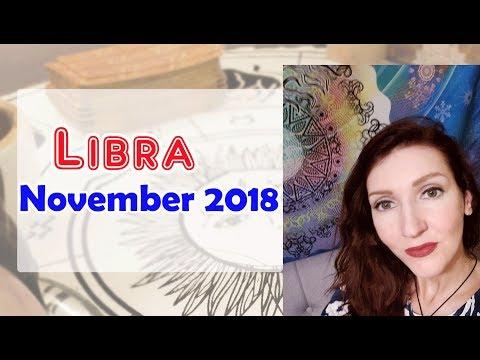 Libra love horoscope for november 2018