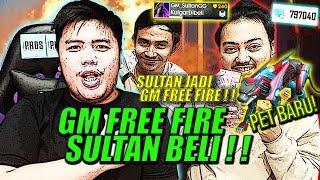 GM FREE FIRE DIBELI SULTAN AUTO LANGSUNG JADI GM! REVIEW SEMUA SKIN BARU! - Free Fire Indonesia #101